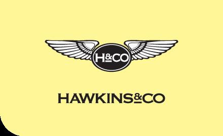 Hawkins&Co Brand (Lemon)