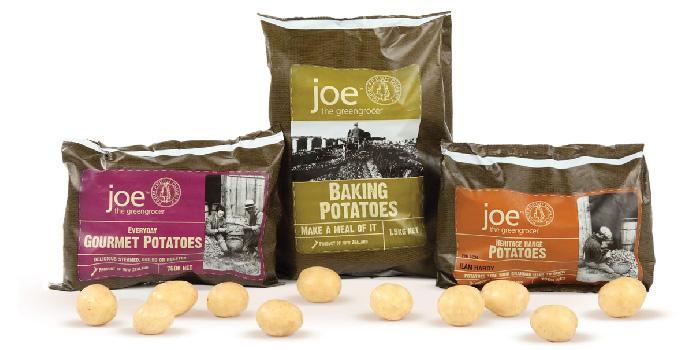 Joe the Greengrocer
